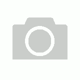 Compendium Waterville Bonded Leather Zippered Note Holder Black WB32A4blk