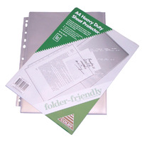Sheet Protector A4 Colby 286SPP Heavy Duty -pack 10