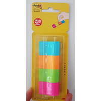 Post-It Page Marker 672 P1 Pop Up 25mm x 38mm Post-it 672-P1EU