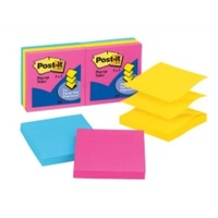 Post-it notes Pop Up 75x78mm Capetown R330-AN 3M pack 6 + discounts