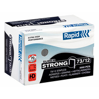 Staples 73/12 5000 Rapid - box of 5000