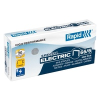 Staples 66/6 5000 Rapid - box of 5000