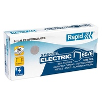 Staples 65/6 5000 Rapid - box of 5000