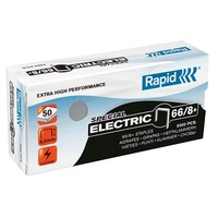 Staples 66/8 5000 Rapid - box of 5000