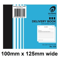 Book Delivery Book 4x5 Duplicate 634 - each