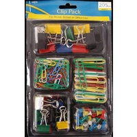 Clips Assorted pack Dats 2776 - pack 205