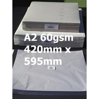 Bulky News Paper A2 60gsm 420mm x 595mm Ream 500 10452275 BN60A2