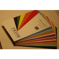 Cover Paper 510mm x 760mm 125gsm 15 Assorted Colours Ream 500