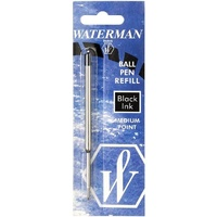 Waterman Ball Point Refill Med Black Waterman - each