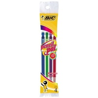 Mechanical Pencil Bic Pencil Pal 0.7mm 4645 - pack 4