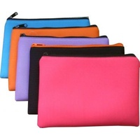 Pencil Case Osmer Neoprene 22.5 x 15cm Assorted 10509001 NEO2315