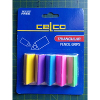 Pencil Grips Celco Triangular Pack 5