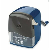 Pencil Sharpener Desktop clamp 1 hole 501-20 Staedtler - each