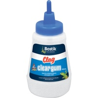 Glue Gum 150 ml clear Bottle and Brush Schools 331201
