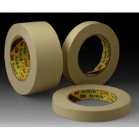 Tape Masking Tape Paper 48x50m Highland 2308 3m - pack 6