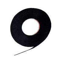 Whiteboard Line Tape 1.5mm Black SBK Vista VTAPESBK - roll