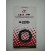 Whiteboard Line Tape 3mm Black Vista VTAPETBK 10603986 - roll