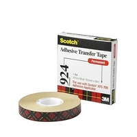 Adhesive Transfer Tape 13x10m 924-100 For Atg120 3m 0392597 - roll