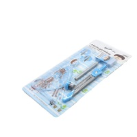 Student Ruler & Compass Set Deli - set