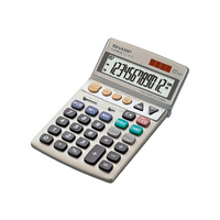 Calculator 12 digIT Sharp EL782C CHECK/CORR TAX Each