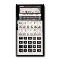 Financial Programmable Calculator Casio FC200 - each