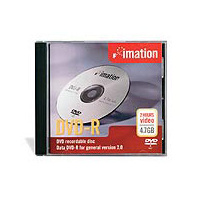 DVD-R minus Imation 4.7gig SD02000408 - spindle 25