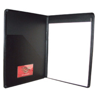 Waterville Pad and Note Holder A4 Black W12A4BLACK