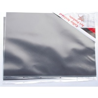620A2P A2 Polypropylene Portfolio pocket Colby PP pith black insert in each pocket - pack 10