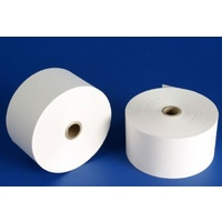 Adding machine Rolls 37x70x11.5 Lint Free - roll sold per roll only 37mm wide and 70 metres long white