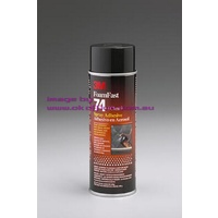 Glue Spray 74 Scotch Spray Foam Fast 74 3m 0357988 - can