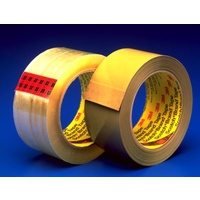 Packaging Tape 48x75m Clear Polyester 3m 3500 - roll