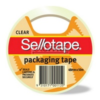 Packaging Tape 48x75m Clear SelloTape 767 970299 - roll