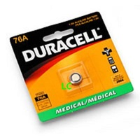 Batteries Duracell PX76A675 1 5V Alkaline 13248836 - pack 1