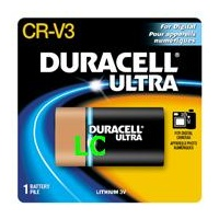 Batteries Duracell Ultra Lithium CRV3 Photo - each