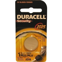 Batteries 3V Duracell DL2025B Lithium - pack 1