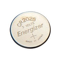 Batteries Energizer Cr2025 lithium ECR2025BP1 - pack 1