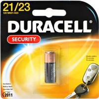 Batteries Duracell 12V MN21 A23 Alarm 13245105 - pack 1
