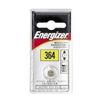 Batteries Energizer 364BP1 - each
