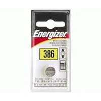 Batteries Energizer 386bp - pack 1