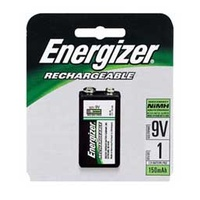 Batteries - 9 Volt Rechargeable NH22NBP - card 1