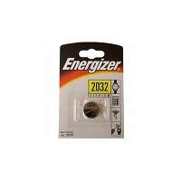 Batteries CR2032 Watch Batteries Energizer ECR2032 - pack 1