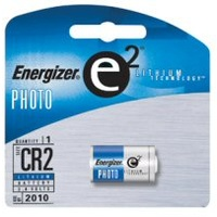Batteries EL1CR2 Lithium Batteries Energizer ELCR2BP1 - pack 1