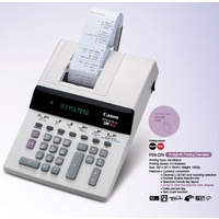 Calculator 10 digit Canon P29-D IV Printing 2 colour P29D Mains Power ideal desktop accounting calculator P29Div