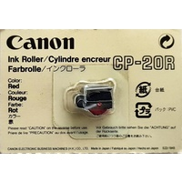 Calculator Ink Roller Canon CP20R Red - each