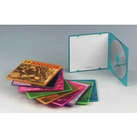 CD Mailer Assorted Colours Kensington 20021 - pack 10