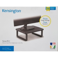 Monitor Stand Kensington Smart Fit Premium Adjustable 60089 - each