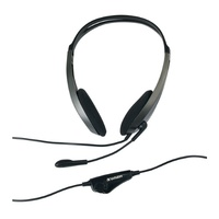 Headphone With Microphone Verbatim 41646 - each
