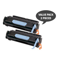 CART306 Black Premium Generic Toner Cartridge x 2