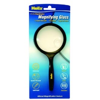 Magnifying Glass 75mm Helix Bi Focal Magnification -