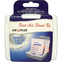 First Aid Kit 41Pce With Handy Storage Case Aid Plus HC5209 - each
